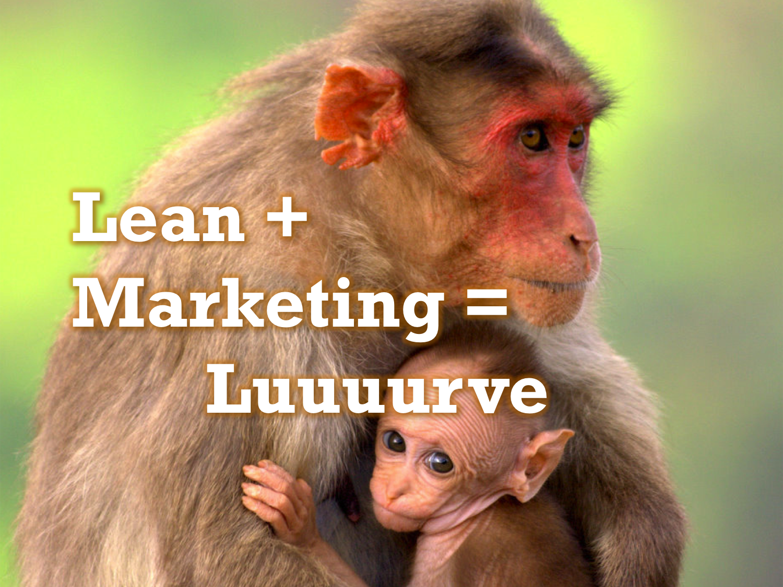 bringing lean startup principles to startup marketing