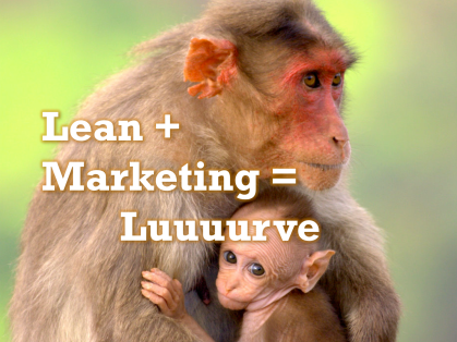 bringing lean startup principles to startup marketing
